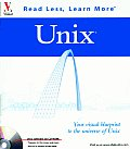 Unix: Your Visual Blueprinttm to the Universe of Unix with CDROM (Visual)