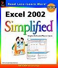 Excel 2002 Simplified