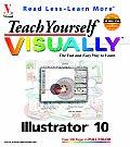 Teach Yourself Visually Illustrator 10