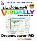 Teach Yourself Visually Dreamweaver Mx