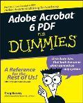 Adobe Acrobat 6 PDF for Dummies