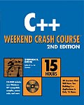 C++ Weekend Crash Course 2nd Edition
