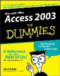 Access 2003 for Dummies(r) (For Dummies)