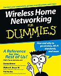 Wireless Home Networking for Dummies (For Dummies)