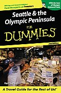 Frommers Seattle & the Olympic Peninsula For Dummies 2nd Edition