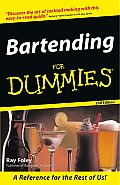 Bartending For Dummies 2nd Edition