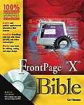 Microsoft Office FrontPage 2003 Bible with CDROM (Bible)