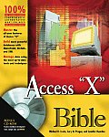 Access Bible with CDROM (Microsoft Access) Cover