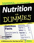 Nutrition For Dummies 3rd Edition