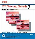 Photoshop Elements 2 Complete Course with CDROM (Adobe Photoshop)