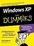 Windows XP Para Dummies Windows XP for Dummies