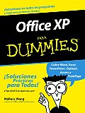 Office XP Para Dummies / Office XP for Dummies (Para Dummies) Cover