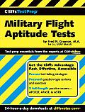 CliffsTestPrep Military Flight Aptitude Tests
