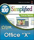 Microsoft Office 2003: Top 100 Simplified Tips & Tricks (Top 100 Simplified: Tips & Tricks)