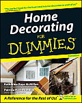 Home Decorating for Dummies 2ND Edition