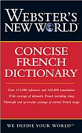 Websters New World Concise French Dictionary