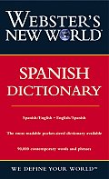 Websters New World Spanish Dictionary