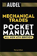 Audel Mechanical Trades Pocket 4TH Edition
