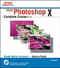 Photoshop CS Complete Course with CDROM (Seybold)