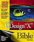 Adobe InDesign CS Bible (Bible) Cover