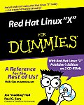 Red Hat Linux Fedora For Dummies Book
