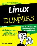 Linux for Dummies 5TH Edition