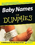 Baby Names for Dummies . (For Dummies)