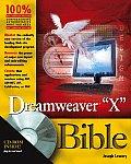 Dreamweaver MX 2004 Bible with CDROM (Bible)