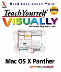 Teach Yourself Visually Mac OS X Panther