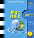 Mac OS X Illustrated (Design Graphics Field Guides)