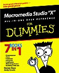 Macromedia Studio MX 2004 All-In-One Desk Reference for Dummies (For Dummies)