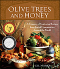 Olive Trees & Honey A Treasury of Vegetarian Recipes from Jewish Communities Around the World