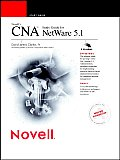 Novell's CNA Study Guide for NetWare 5 with CDROM Cover