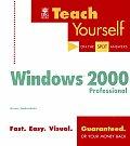 Teach Yourself Microsoft Windows 2000 Professional