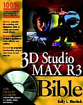3D Studio Max R3 Bible with CDROM (Bible) Cover