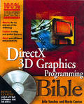 DirectX 3D Graphics Programming Bible with CD (Audio)
