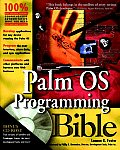 Palm Os Programming Bible 1st Edition