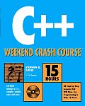 C++ Weekend Crash Course with CDROM