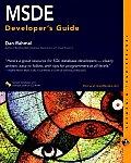 MSDE Developer's Guide with CDROM