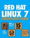 Red Hat Linux Weekend Crash Course with CDROM