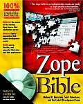 Zope Bible with CD-ROM
