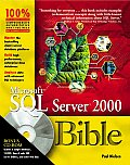 Microsoft SQL Server 2000 Bible With Cdrom