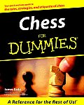 Chess for Dummies(r) (For Dummies) Cover