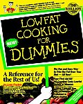 Lowfat Cooking for Dummies (For Dummies) Cover