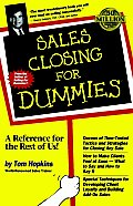 Sales Closing for Dummies (For Dummies)