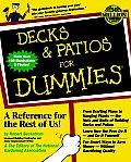 Decks & Patios for Dummies