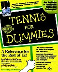 Tennis For Dummies 1st Edition