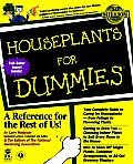 Houseplants for Dummies(r) (For Dummies) Cover