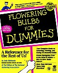 Flowering Bulbs for Dummies Cover