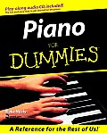 Piano for Dummies with CD (Audio)